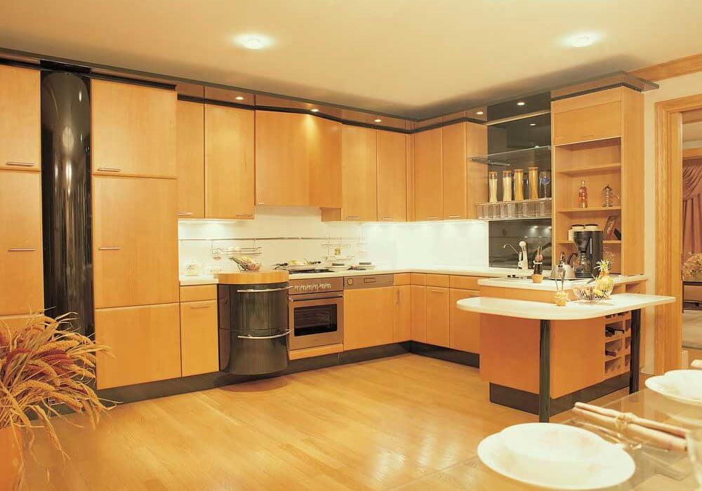 Creating Modern Kitchen And Bathroom Designs Using The Latest Technology  And Cleaner Lines