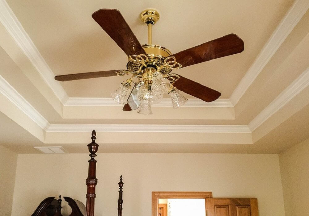 No Matter What Anyone Says Ceiling Fans Serve A Greater Purpose Than Just Being Items Of Décor The Cost Effectiveness Alone Having Fan Or Two Makes